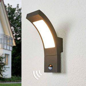 Lampenwelt - applique d'extérieur à détecteur 1414596 - Applique D'extérieur À Détecteur