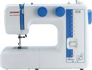 JANOME SEWING MACHINE -  - Machine À Coudre