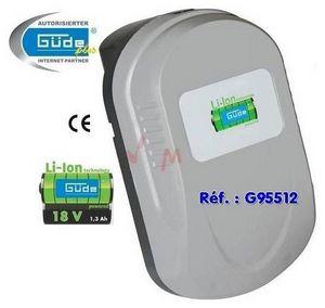 GuDE -  - Tondeuse À Batterie
