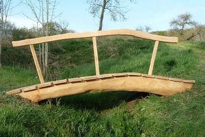 Atelier Du Rivage -  - Pont De Jardin