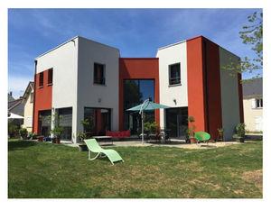 Maison Barbey Maillard -  - Maison À Toit Plat