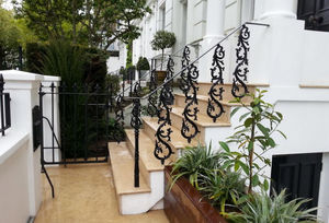 Britannia Architectural Metalwork -  - Rampe D'escalier