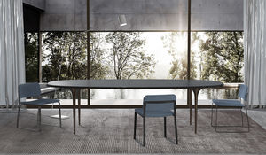 spHaus - organic - Table De Repas Ovale