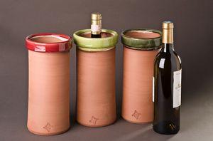 POTERIE BARBOTINE -  - Brique À Vin