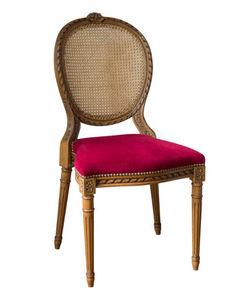Ateliers Allot Frères -  - Chaise Médaillon