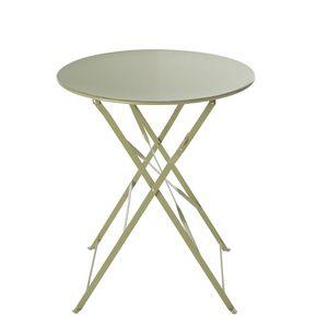 MAISONS DU MONDE -  - Table De Jardin Ronde