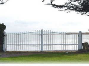 SIB - billancourt - Portail De Jardin