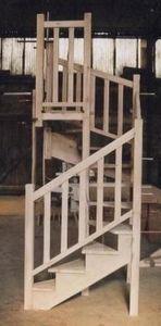 Escabois -  - Escalier Hélicoïdal