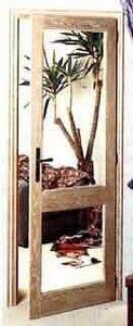 Masonite Craftmaster -  - Porte Pali�re Vitr�e