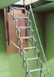 Jf Diffusion -  - Escalier Escamotable