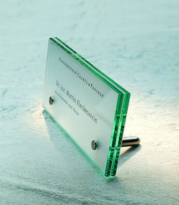 Signsystems -  - Plaque Signal�tique