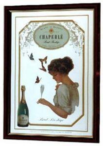 ADE s�rigraphie objet publicitaire -  - Miroir S�rigraphi�