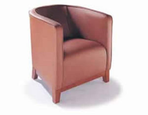 Brown's Funiture Company -  - Fauteuil Crapaud