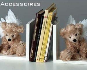 Wood Work -  - Serre Livres Enfant