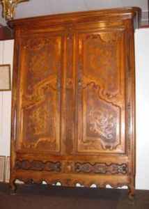 Philippe Pope -  - Armoire Ling�re
