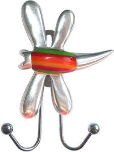 L'AGAPE - ventouse libellule - Crochet Ventouse