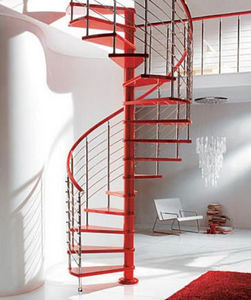 Eba -  - Escalier Hélicoïdal