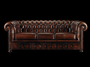 Fleming & Howland - william blake chesterfield sofa - Canapé Chesterfield