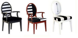 Tereza Prego Design - lexington zip - Fauteuil M�daillon