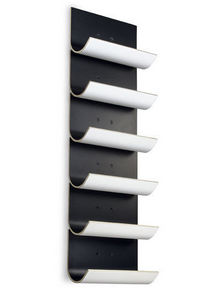 Vinnomio - vertical negro /blanco - Range Bouteilles