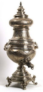 ANTIQUES LACARTA DECORACI�N -  - Samovar