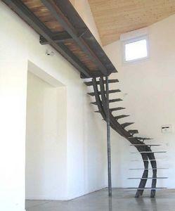 GUILLAUME ROCHE -  - Escalier Hélicoïdal