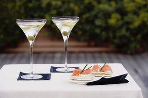 MY drap -  - Serviette De Cocktail