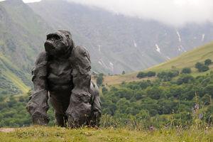 BOROMÉ -  - Sculpture Animalière