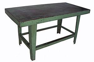AMERICAN GARAGE - table industrielle 1930 - Table Bureau