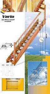 MINKA -  - Escalier Droit
