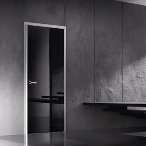 Silvelox - wayl shine nero lucido - Porte De Communication Pleine