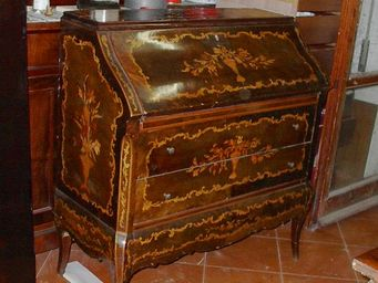 ANTIQUARIATO A. A. ZANNA -  - Commode Scribanne