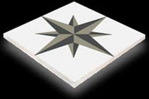 Mosaic del sur -  - Carreau De Ciment