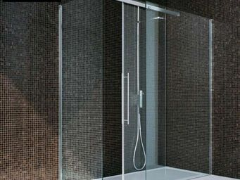 CPS DISTRIBUTION - scroll - Porte De Douche Coulissante