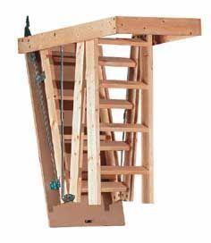 Cadis Compagnie Atlantique Distribution -  - Escalier Escamotable