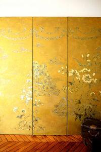 ANNE GELBARD - chinoiseries - Panneau D�coratif