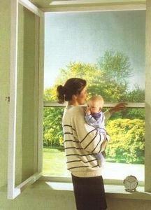 Ets Lafont -  - Moustiquaire De Fenêtre