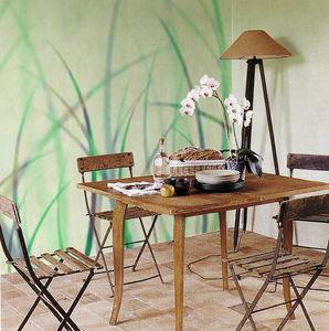 DECLIK - herbes folles - Papier Peint Panoramique