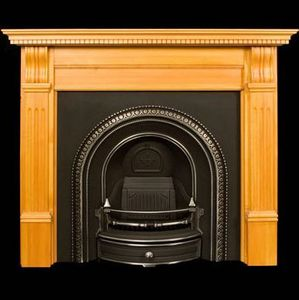English Fireplaces -  - Manteau De Cheminée