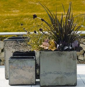 Riverhill Garden Supplies - apta mirror glaze cube - Pot De Fleur