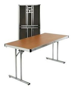 Forbes Group - alu-lite t bar tables - Table Pliante