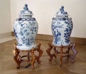 KUNST UND ANTIQUITATEN EHRL - pair of vases - Potiche