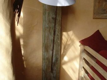 Eco-sensible lifestyle - na�ve - Lampadaire