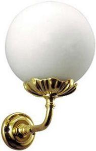Volevatch - applique compl�te avec globe bistrot - Applique De Salle De Bains