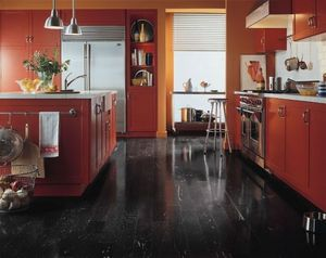 Bruce Hardwood Floors - maple - black - Parquet