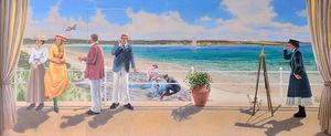 Janet Shearer -  - Décoration Murale