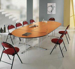 Top Office - folding tables quality mechanism - Table De R�union