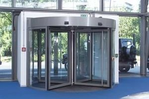 Kaba Door Systems -  - Porte D'entr�e Rotative