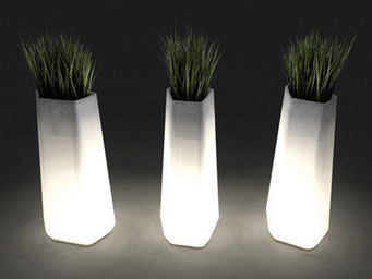 WORKSHOPDESIGN - rock garden - Pot Lumineux