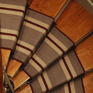 HARTLEY & TISSIER -  - Tapis D'escalier